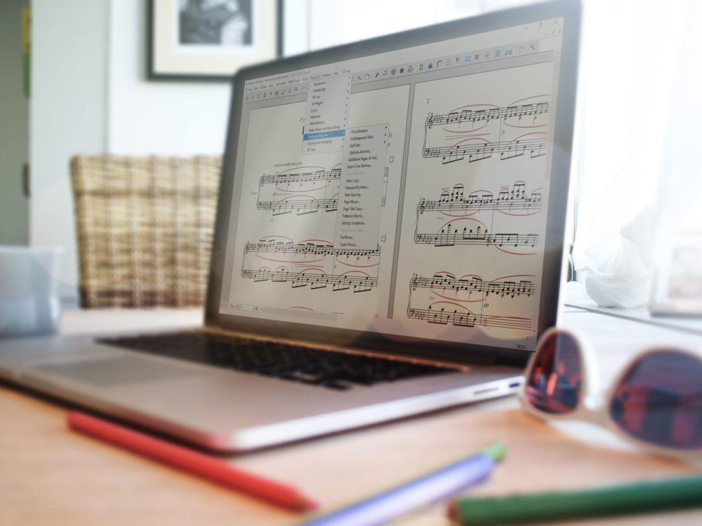 Editoração musical